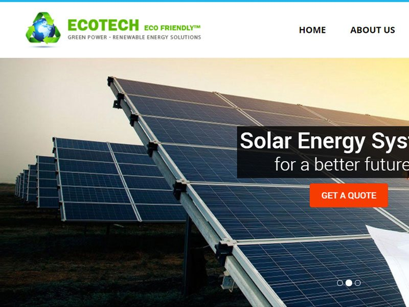 Home page design | web Design Kerala | Website design for Solar Company | Web design Calicut | Website design Calicut | Best web design calicut | Webdesigner calicut | A website designed and developed for a renewable energy system Firm in Kerala, India